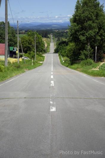 かみふらの八景-ジェットコースターの路