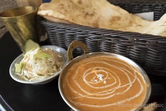 ネパールカレー「アガン」野菜カレー