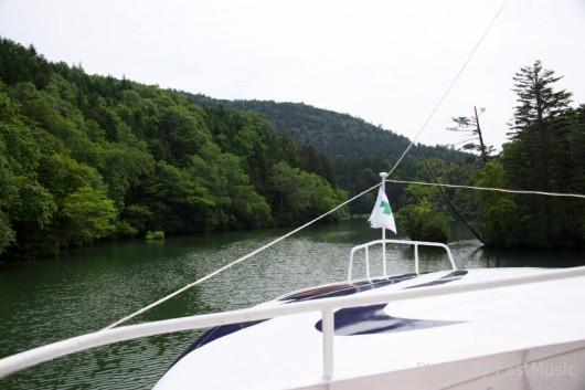 阿寒湖汽船