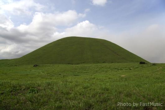 米塚(阿蘇山)