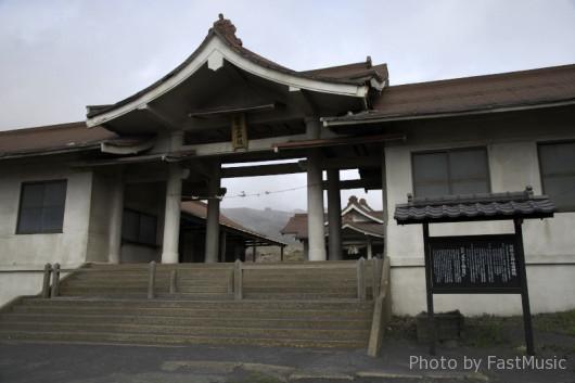 阿蘇山上神社