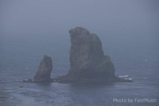 アゼチの岬