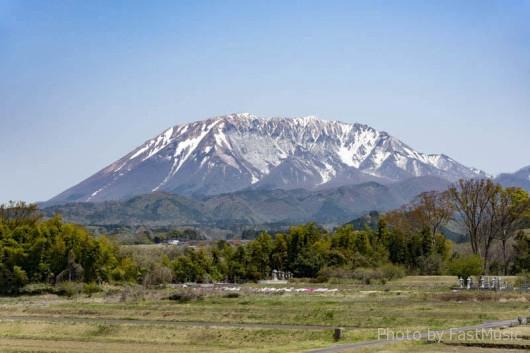 中国山地の最高峰「大山」