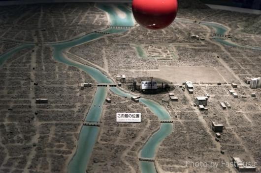 広島原爆の火球