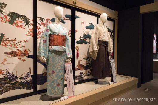 西郷どん・吉之助と篤姫の衣装