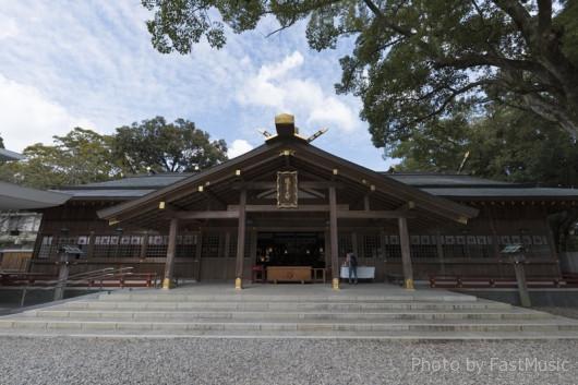 猿田彦神社(伊勢)
