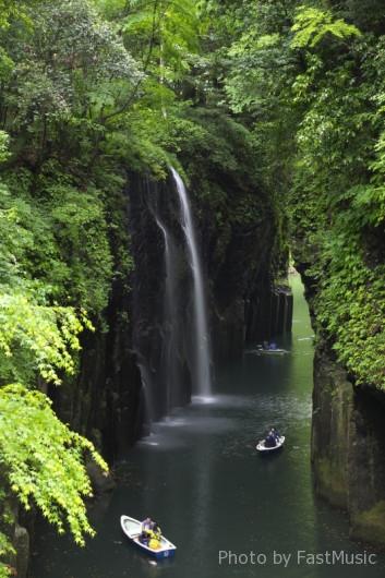真名井の滝(高千穂)