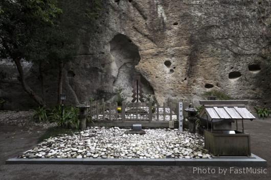 花の窟神社(伊邪那岐命)