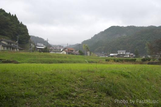 須佐の風景