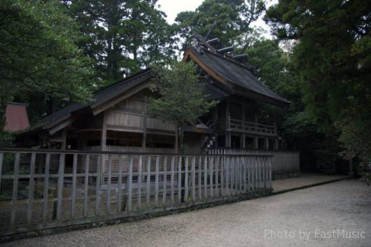 須佐神社(本殿)