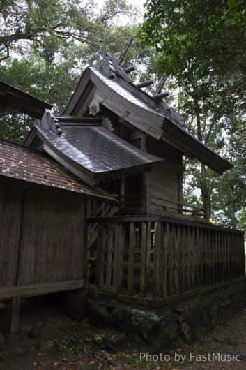 須佐神社(天照社本殿)