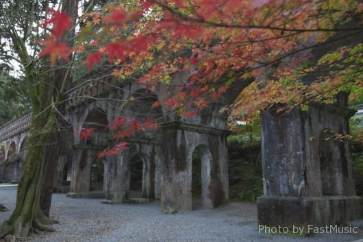 南禅寺「水路閣」