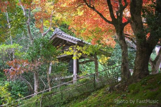 京都大原「寂光院」