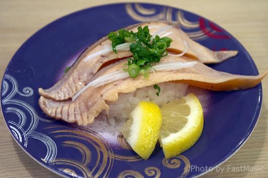 トキシラズ炙り(回転寿司トリトン)