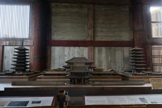 東大寺復元模型