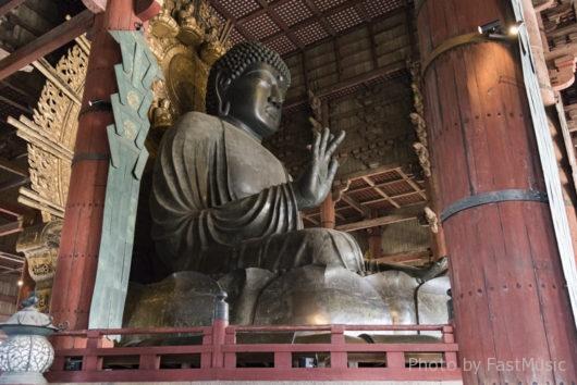 東大寺盧舎那仏坐像