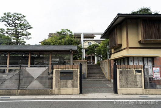 飛行神社(京都府八幡市)