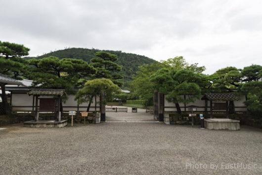 栗林公園(入り口)