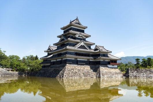 松本城(本丸)