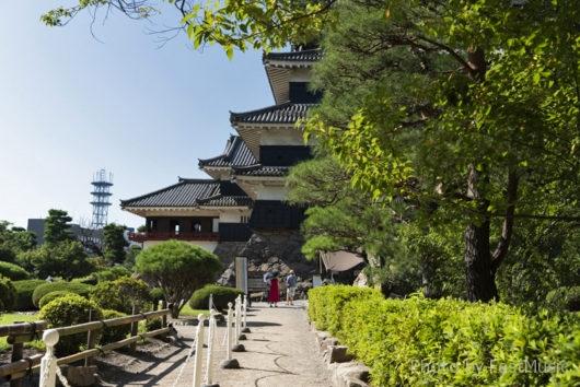 松本城(辰巳附櫓、月見櫓)