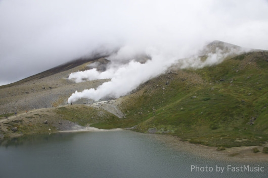 旭岳(姿見の池)