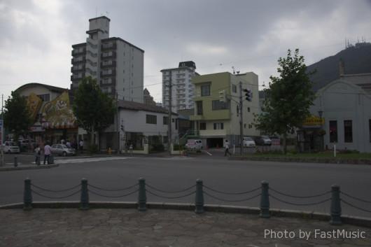 函館ラッキーピエロとハセガワストア