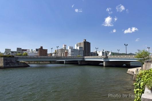 広島の相生橋
