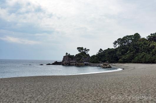 龍馬のふるさと「桂浜」と「竜王岬」