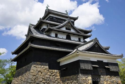 国宝「松江城」