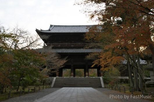 南禅寺「三門」