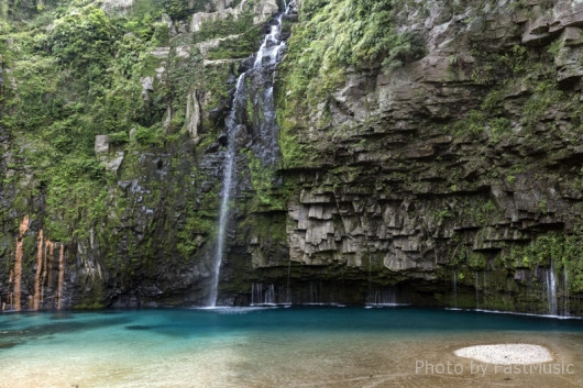 雄川の滝展望所